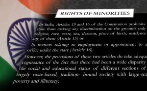 CONSTITUTIONAL PROVISIONS RELATED TO MINORITIES IN INDIA