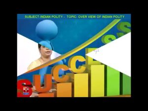 TSPSC Police Polity Overview of Indian Polity M Deepika Reddy