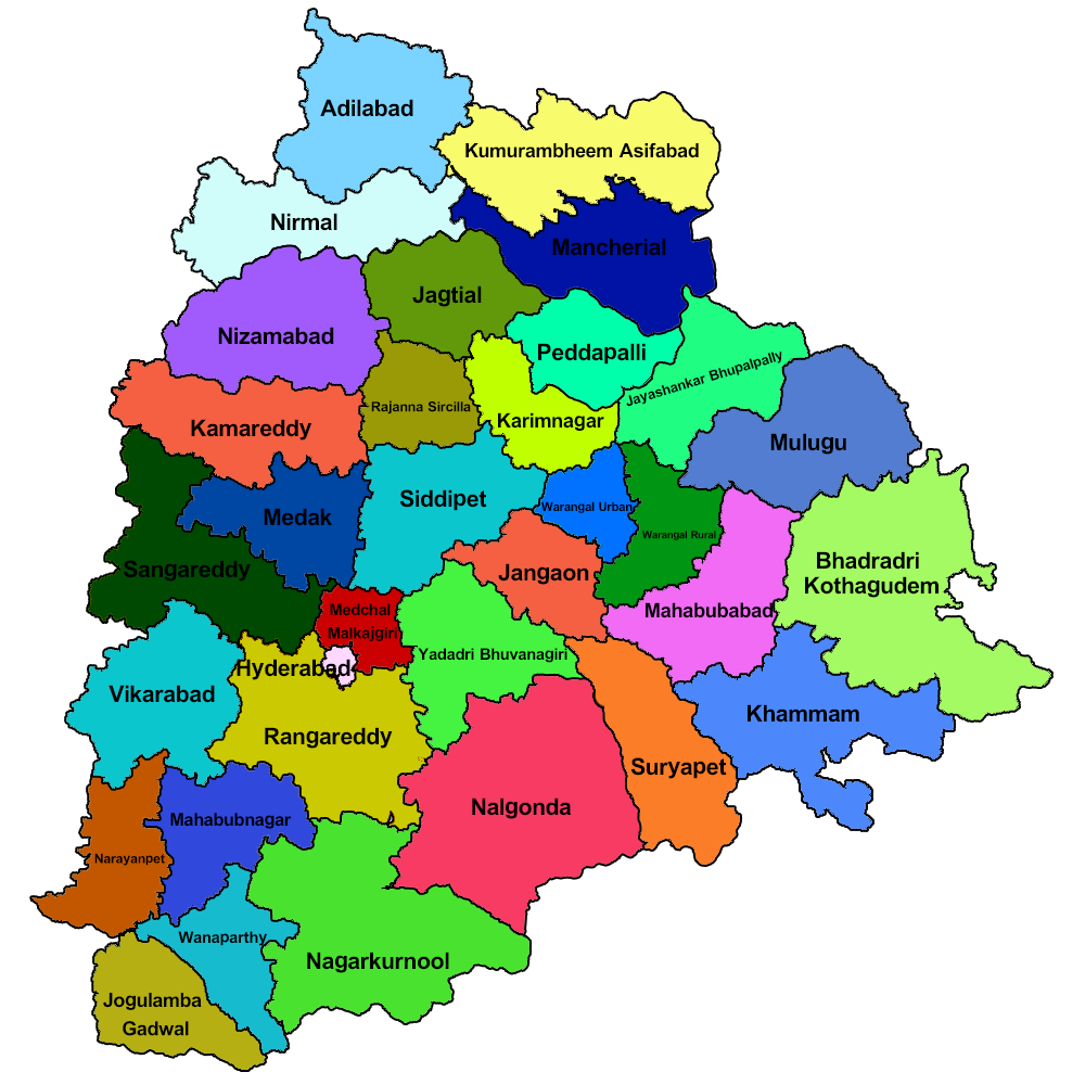 Geological formation of Telangana