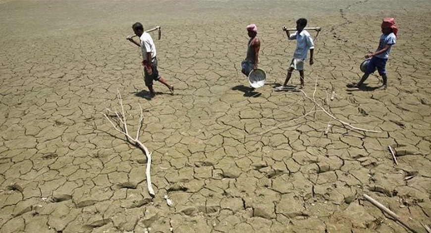 Drought preparedness in India