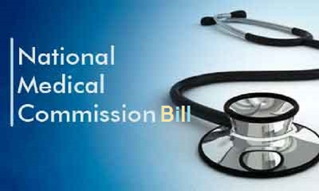 National Medical Commission Bill India 2017
