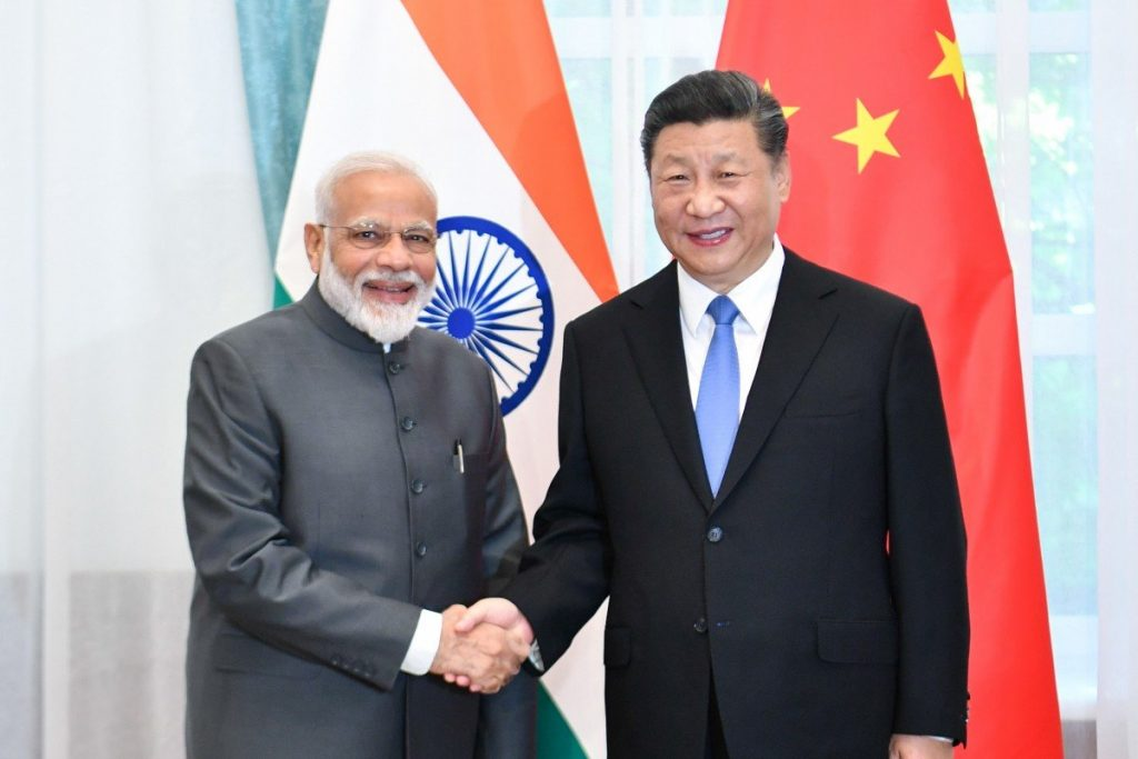 On maintaining the India-China stride length