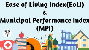 Ease of Living & Municipal Performance Index 2020