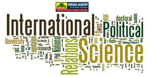 Political Science and International Relations Syllabus